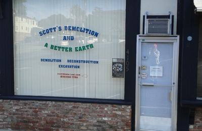 Scotts Demolition - San Mateo, CA