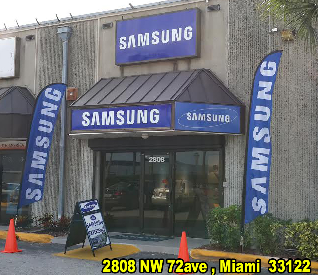 Doral Samsung Experience Store 2808 NW 72nd Ave, miami, FL