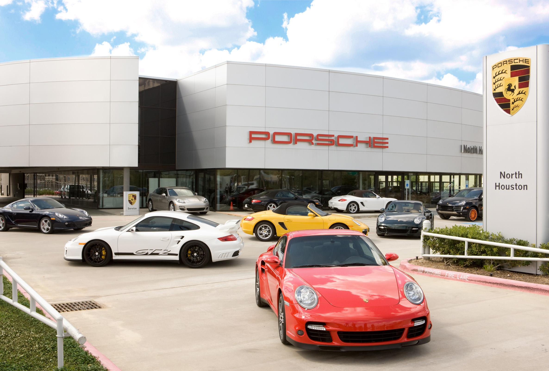 Houston Car Dealerships >> Porsche Of North Houston 18111 North Fwy Houston Tx 77090 Yp Com