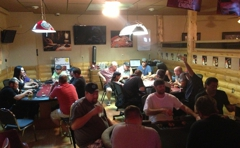"""""""At The Turn"""" Poker Room"""