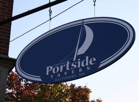 Canton's Portside Tavern - Baltimore, MD