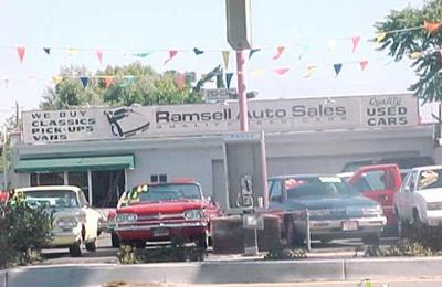 Public Auto Sales >> Ramsell Auto Sales 1349 W San Carlos St San Jose Ca 95126 Yp Com