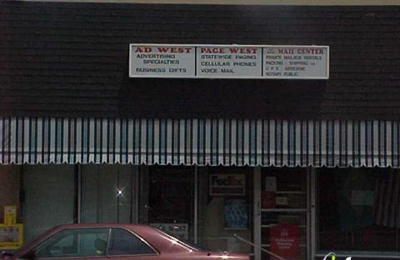 Ad West Mail Center - Santa Clara, CA