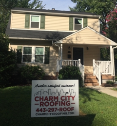 Charm City Roofing   Baltimore, MD