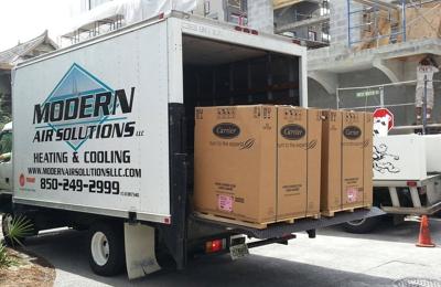 Modern Air Solutions LLC - Panama City Beach, FL
