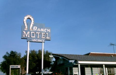 Ranch Motel - Garden Grove, CA