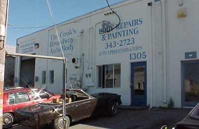 Broadway Auto Body - Burlingame, CA