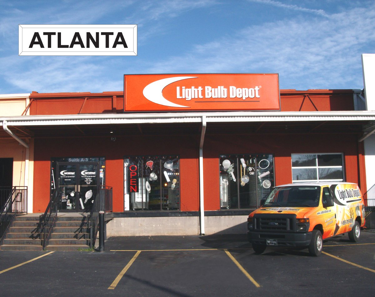 Perfect Light Bulb Depot 1611 Ellsworth Industrial Blvd NW Suite A 3, Atlanta, GA  30318   YP.com Amazing Design
