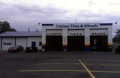 Yakima Tires & Wheels 66 W Mead Ave, Yakima, WA 98902