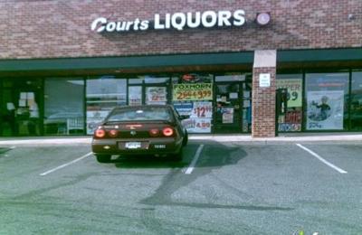 Seven Courts Liquor - Nottingham, MD