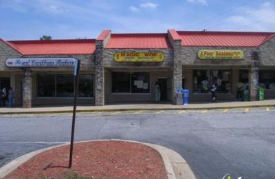 Magic Wok Chinese Food Restaurant - Stone Mountain, GA