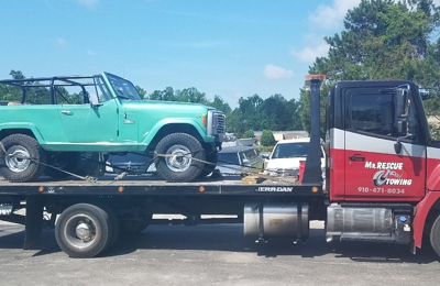 Mr. Rescue Towing - Wilmington, NC