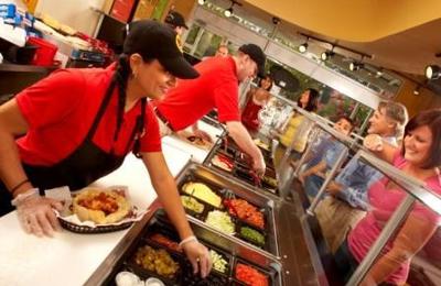 Moe's Southwest Grill - Jacksonville, FL
