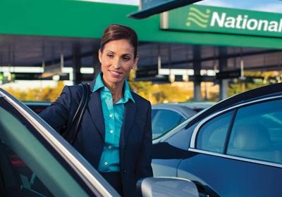 National car rental rochester mn