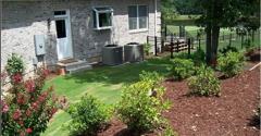 English Garden Landscape & Installation - Charleston, SC