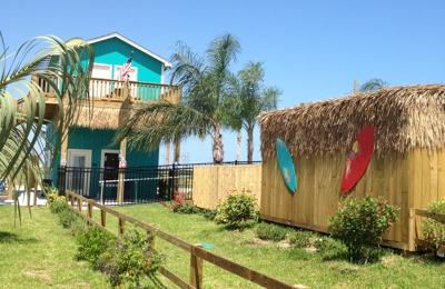 At The Beach Rv Park Gilchrist Tx