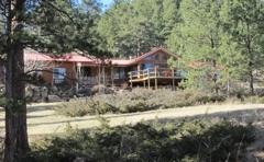 Montana's Wolf Creek Lodge