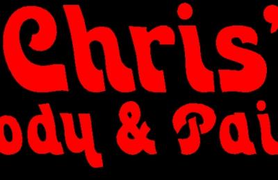Chris Body & Paint Inc - Midvale, UT