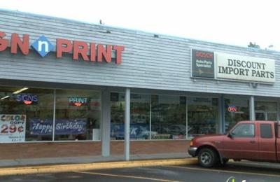 Sign N Print - Beaverton, OR