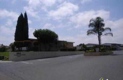 Palomar Estates East Mobile Home Park