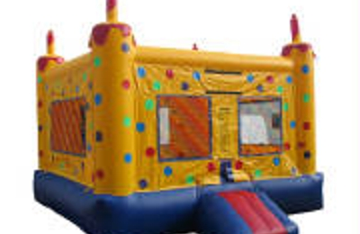 All Pumped Up Bounce House Renals - Madison, WI