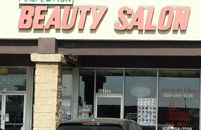 Perfection Beauty Salon 5617 Rosemead Blvd Temple City CA 91780