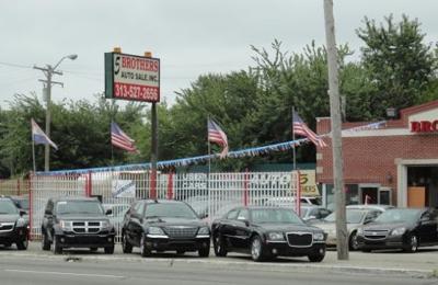 Brothers Auto Sales >> Five Brothers Auto Sale 14150 E 8 Mile Rd Detroit Mi 48205 Yp Com
