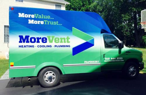 Morevent Heating Cooling Plumbing 1041 Andrew Dr West Chester Pa 19380 Yp