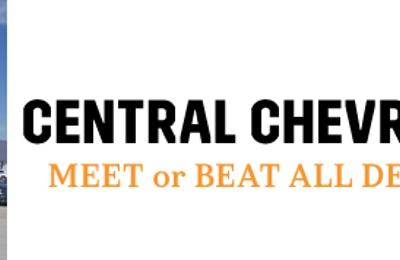Central Chevrolet Company, Inc. - Jonesboro, AR