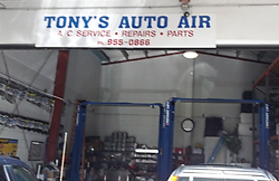 Tony's Auto Air - Honolulu, HI