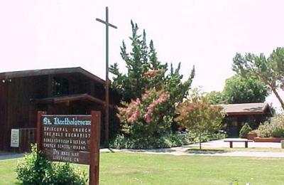 St Bartholomew'S Episcopal Church - Livermore, CA
