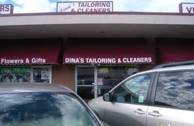 Dinas Tailoring And Cleaners - San Jose, CA