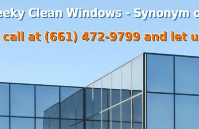 Squeeky Clean Windows & Janitorial