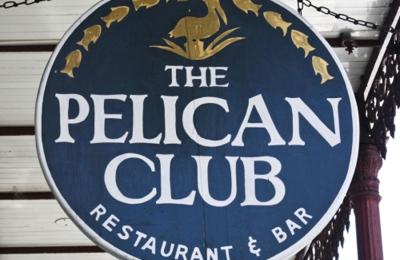The Pelican Club - New Orleans, LA