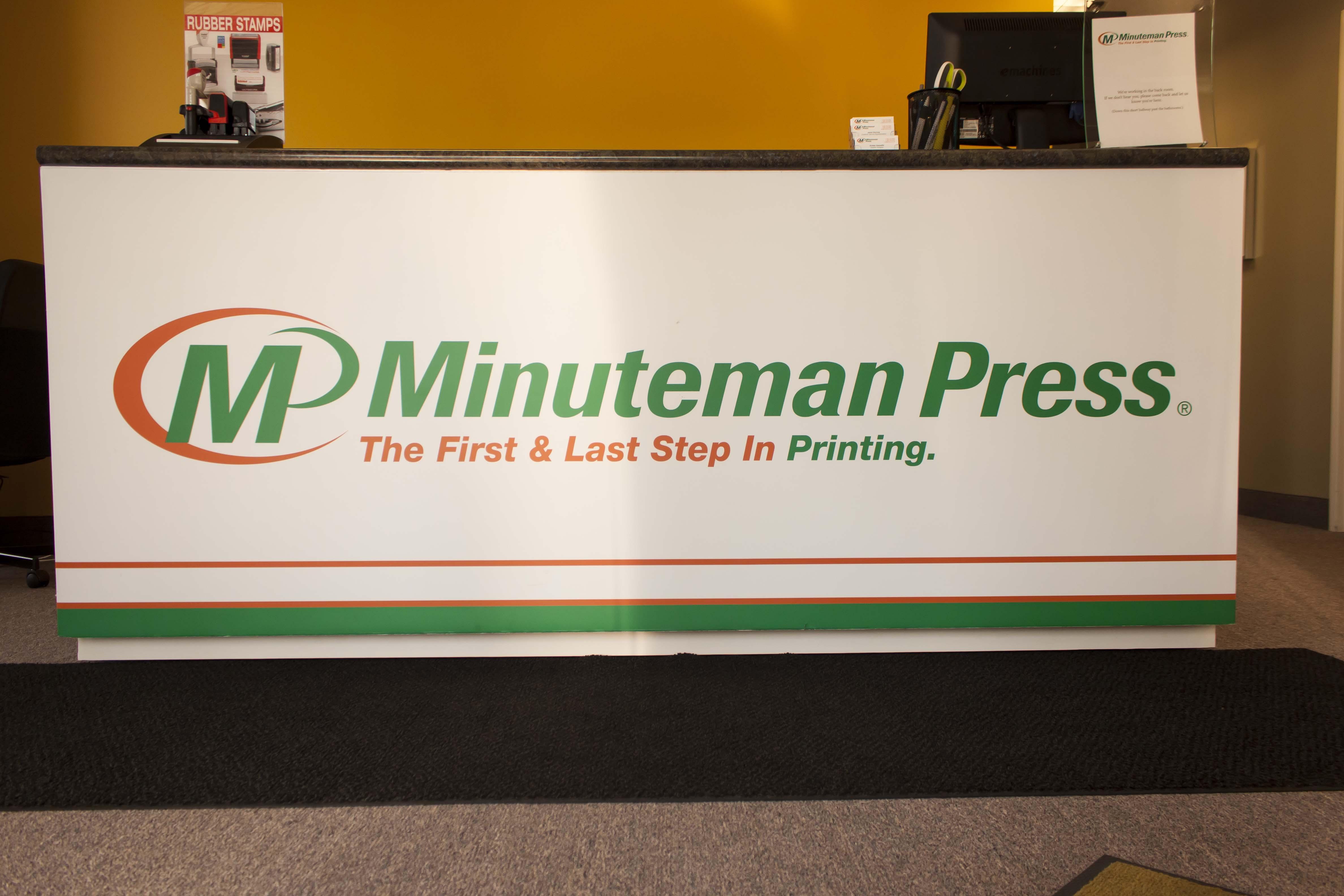 Minuteman Press Locations