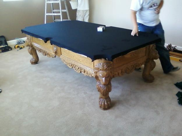 Pool Table Guys Movers Houston 1911 Bending Bough Ln Spring