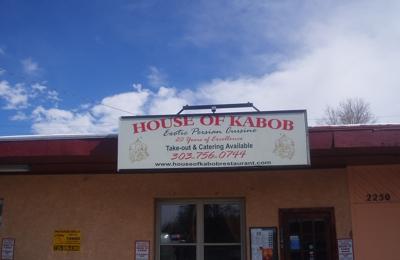 House of Kabob - Denver, CO