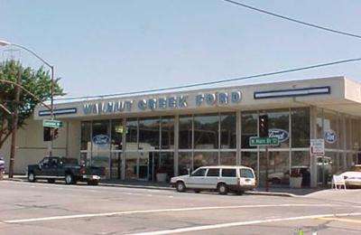 Walnut Creek Ford - Walnut Creek, CA