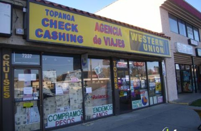 Topanga Check Cashing Service - Canoga Park, CA