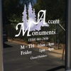 Accent Monuments