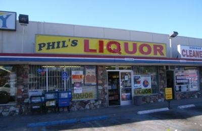 Phil's Liquor Deli - North Hollywood, CA