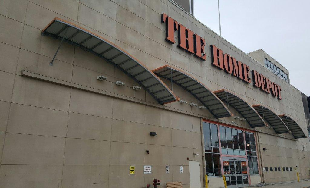 The Home Depot 180 12th St Jersey City Nj 07310 Yp Com