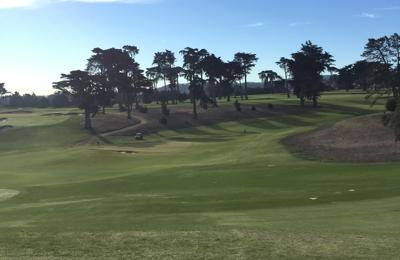 California Golf Club of San Francisco - South San Francisco, CA. The Cal Club