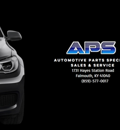 APS Auto Parts - Falmouth, KY