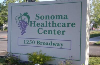Sonoma Health Care Center - Sonoma, CA