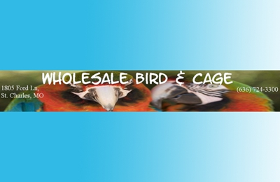 Wholesale Bird and Cage - Saint Charles, MO