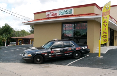Do It Yourself Pest Control - Tampa, FL
