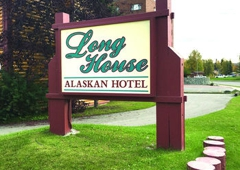 Long House Alaskan Hotel - Anchorage, AK