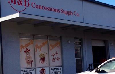 M & B Concessions - Jackson, MS