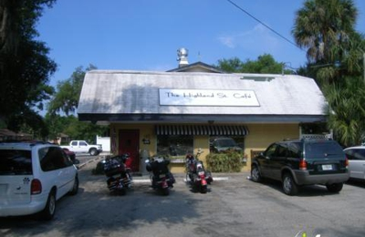 Highland Street Cafe - Mount Dora, FL